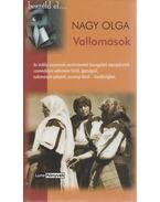 Vallomások - Nagy Olga