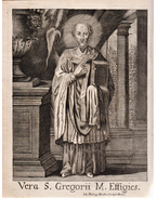 Liber regulae pastoralis. - Nagy Szent Gergely pápa