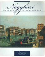 Nagyházi Galéria és Aukciósház 183. aukció
