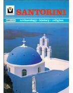 Santorini: Archaeology, History, Religion - Nanno Marinatos