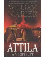Attila - A végítélet - Napier, William