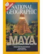 National Geographic 2007 August