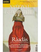 National Geographic Magyarország 2006. december különszám - Schlosser Tamás