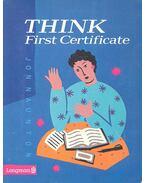 Think First Certificate - NAUNTON, JON