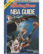 Official NBA Guide 1993-94 - Craig Carter, Alex Sachare