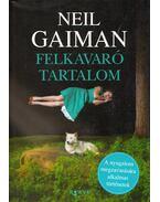 Felkavaró tartalom - Neil Gaiman