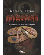 Művészkrimik - Nemere István