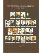 A Statisztikai Hivatal vezetői (1848-2009) - Nemes Erzsébet