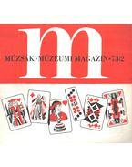 Múzsák Múzeumi Magazin 1973/2 - Nemes Iván