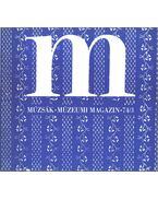 Múzsák Múzeumi Magazin 1974/3 - Nemes Iván