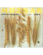 Múzsák Múzeumi Magazin 1978/2 - Nemes Iván