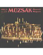 Múzsák Múzeumi Magazin 1982/2 - Nemes Iván
