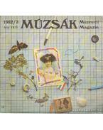 Múzsák Múzeumi Magazin 1982/3 - Nemes Iván