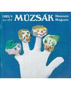 Múzsák Múzeumi Magazin 1982/4 - Nemes Iván