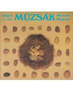 Múzsák Múzeumi Magazin 1983/1 - Nemes Iván
