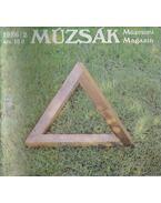 Múzsák Múzeumi Magazin 1986/2 - Nemes Iván