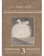Az angóranyúl tenyésztése - Németh Antal
