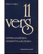 11 vers - Németh G. Béla