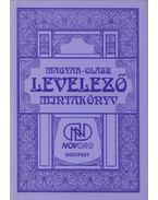 Magyar-olasz levelező mintakönyv - Németh Lajos