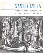 Xantus Gyula festőművész kiállítása - Németh Lajos