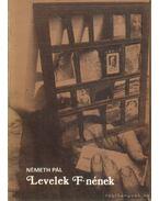 Levelek F.-nének - Németh Pál