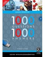 1000 questions 1000 answers - Angol középfok - B2 - Némethné Hock Ildikó