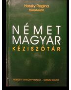 Német-magyar kéziszótár - Hessky Regina