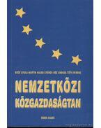 Nemzetközi közgazdaságtan - Tóth Ferenc, Réz András, Bock Gyula, Martin Hajdú György