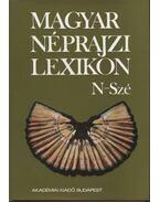 Magyar néprajzi lexikon 4. kötet N-Szé - Ortutay Gyula