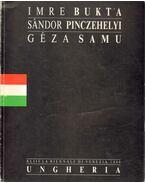 Imre Bukta - Sándor Pinczehelyi - Géza Samu - Néray Katalin