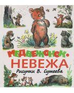A neveletlen medvebocs (OROSZ) - Mihalkov, Szergej, Barto, A. L., Muradjan, Sz. Sz.
