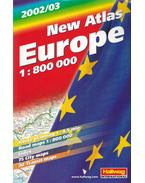 New Atlas Europe 1:800 000