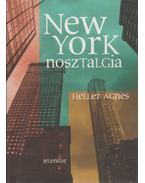 New York-nosztalgia (dedikált) - Heller Ágnes