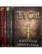 El Cid I-III. kötet - Newman, Allen