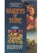 Gardens of Stone - Nicholas Proffitt