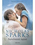 Szerelmünk lapjai - Nicholas Sparks