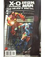 X-O Manowar/Irom Man: In Heavy Matel Vol. 1. No. 1 - Nicieza, Fabian, Smith, Andy
