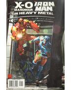 X-O Manowar/Iron Man: In Heavy Metal Vol. 1. No. 1 - Nicieza, Fabian, Smith, Andy