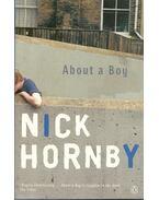 About A Boy - Nick Hornby