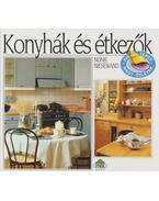 Konyhák és étkezők - Niesewand, Nonie