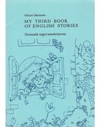 My Third Book of English Stories - Nikolov Marianne