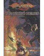 Az utolsó nemes - Niles, Douglas