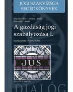 A gazdasági jog szabályozása I. - Nochta Tibor