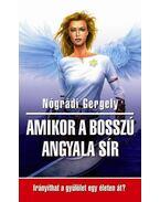 Amikor a bosszú angyala sír - Nógrádi Gergely