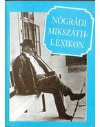 Nógrádi Mikszáth-lexikon - Praznovszky Mihály
