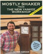 Mostly Shaker from the New Yankee Workshop - Norm Abram