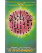 Guinnes Book of World Records 1984 - Norris McWhirter (szerk.)