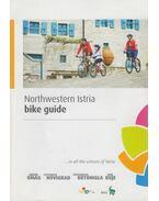 Northwestern Istria bike guide/Fahrradführer von Nordwest Istrien