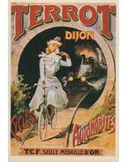 Nos Elegantes Bicyclettes (képeslap)