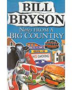 Notes from a Big Country - Bill Bryson